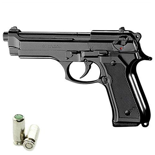 Scacciacani Pistola a Salve KIMAR Beretta 92 Calibro 9mm Nera