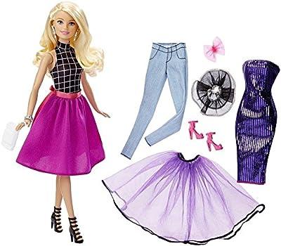 Barbie Mix & Match Purple or Blue