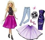 Toy - Barbie Fashion Mix n Match Doll - Purple
