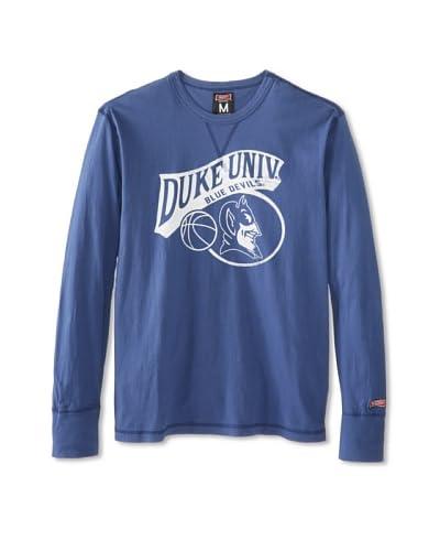 Tailgate Clothing Company Men's Duke Blue Devils Long Sleeve Tee