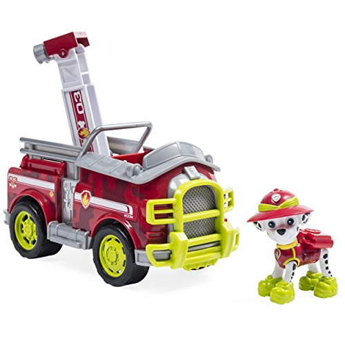 Paw Patrol – Jungle Rescue – Marshall's Jungle Truck