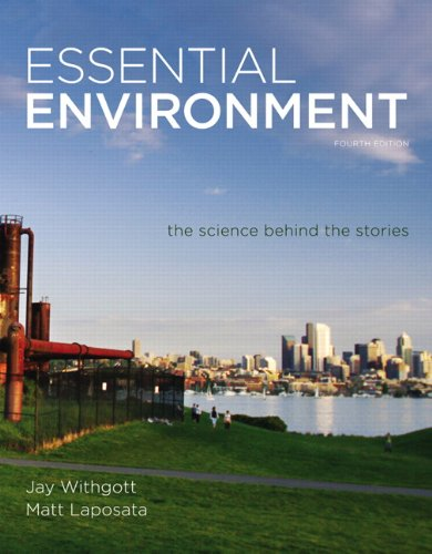 Essential Environment: The Science behind the Stories...