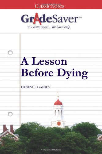 A Lesson Before Dying Quotes
