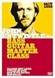 echange, troc John Entwistle - Bass Guitar Master Class [Import anglais]