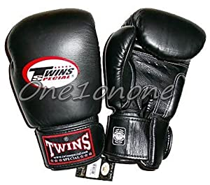 Buy 16 oz. Twins Sparring Gloves - Black by Twins Special