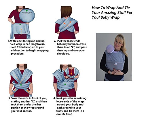 moby wrap instructions facing out