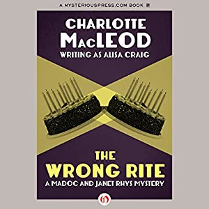 The Wrong Rite Audiobook