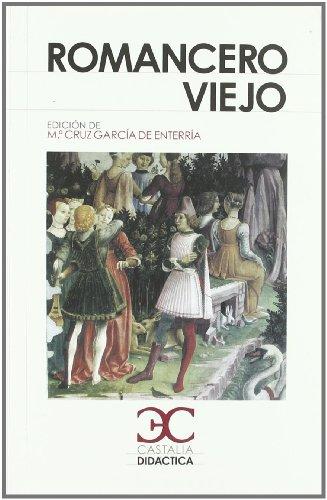 Romancero vierjo. Antologia (Castalia didactica) (Spanish...