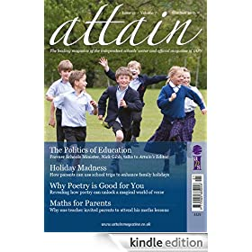 Attain Magazine
