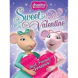 Angelina Ballerina: Sweet Valentine