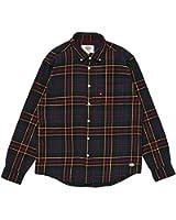 (ディッキーズ)DICKIES 裏起毛綿ビエラチェックL/S-BDシャツ