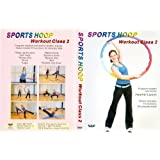 Sports Hoop Hula Hoop Workout DVD -Lead By Heather Lipson, Hooping Tutorial and How-to Moves