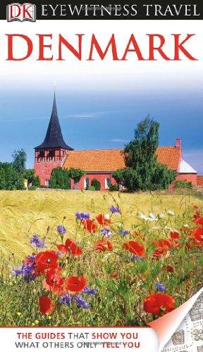 Dk Eyewitness Travel Guide: Denmark front-397327