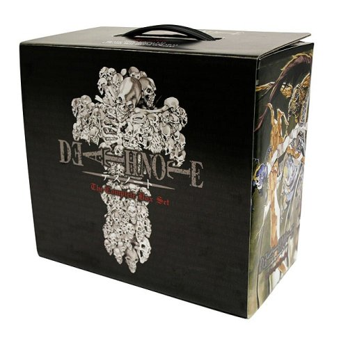 Death Note Manga Box Set (Vol. 1-13)