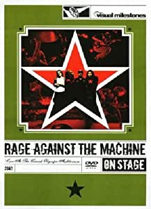 Rage Against The Machine: Live At The Grand Olympic Auditorium [DVD] [2008]