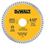 Dewalt - Model: Dw4701 Diamond Saw Blade