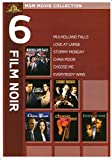 MGM Movie Collection: 6 Film Noir (Choose Me / Everybody Wins / Love at Large / Mulholland Falls / Stormy Monday / China Moon)