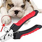 Enjoying Pet Nail Clippers Dog Cat Nail Trimmer Grooming Tools 4.92 inch