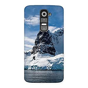 Special Beach Freez Hill Back Case Cover for LG G2