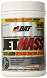 GAT Jetmass 100% Chance Of Gains with Great Taste, Orange Creme, 1.81 Pound