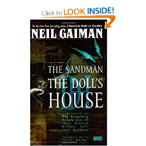 The Sandman Library, Volume 2: The Doll's House by Neil Gaiman, Malcolm Jones III, Mike Dringenberg and Michael Zulli