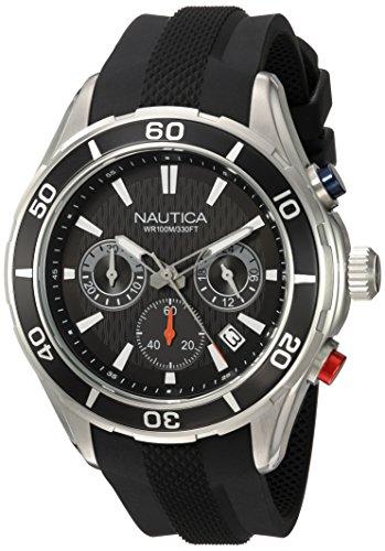 975c3c5804d9 Reloj cronógrafo para hombre Nautica Casual Cod. nad15522g