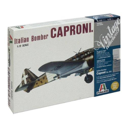Italeri - I113 - Maquette - Aviation - Caproni Ca.311