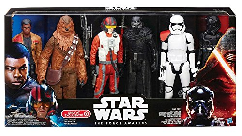 Star-Wars-The-Force-Awakens-The-Force-Awakens-Exclusive-11-Action-Figure-6-Pack