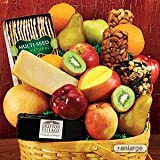 Stew Leonard's - Fruit, Cheese & Nuts Fruit Basket