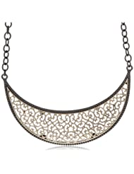 Bansri Choker Necklace For Women (Gold) (N220 GG)
