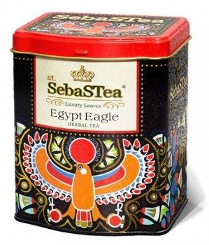 """SebaSTea Rooibos """"Ägyptische Adler"""" 100 g Dose von SebaSTea - Gewürze Shop"""