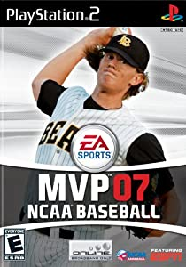 Buy MVP 07 NCAA Baseball - PlayStation 2 by Electronic Arts