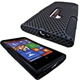 myLife (TM) Jet Black Perforated