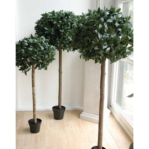 deko-lorbeerkugelbaum-mit-945-blattern-150-cm-kunstlicher-baum