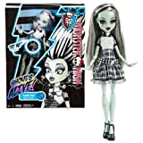 "Mattel Year 2012 Monster High ""Ghouls Alive!"" Series 11 Inch Electronic Doll Set - FRANKIE STEIN ""Da"
