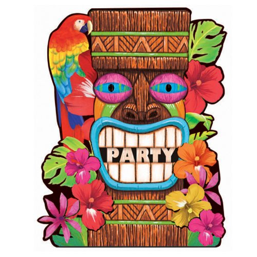 tiki party for kids