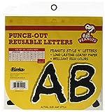Eureka EU-845065 Cacahuetes Cartas Deco Negro