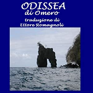 Odissea [The Odyssey] Audiobook