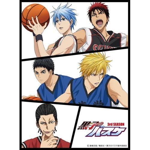 黒子のバスケ 3rd SEASON 2 [Blu-ray]をAmazonでチェック!