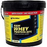 MuscleBlaze Whey Protein (Raw Whey, 4 Kg / 8.8 Lb)