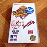 Major League Baseball - 1996 World Series - N.Y. Yankees v The Atlanta Braves [VHS]