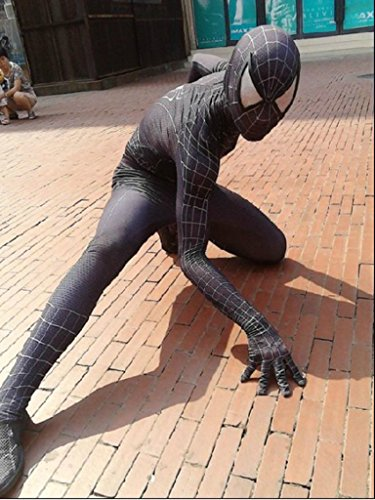 Cos-me The Amazing Spider Man 2 Spiderman Lycra Suit Cosplay Costume