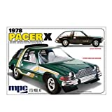 MPC Model Kit - 1978 AMC Pacer X Car - 1:25 Scale - MPC802 - New by MPC