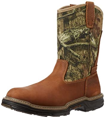 Wolverine Men's Marauder Wellington Hunting Boot,Green,8 M US
