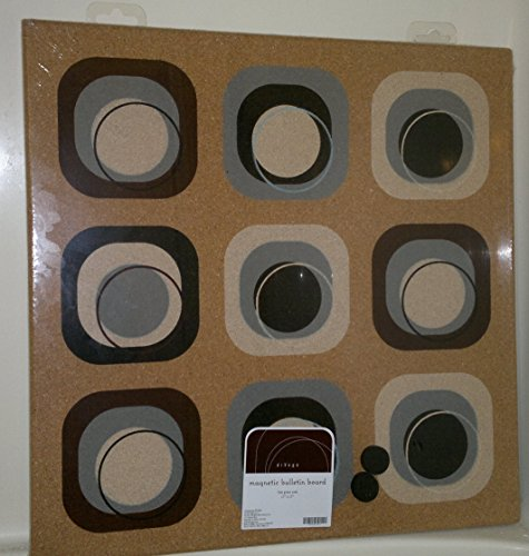 Magnetic cork board office supplies presentation supplies for Office display board