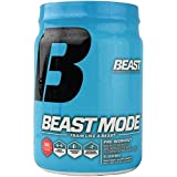Beast Sports Nutrition Beast Mode Pre-Workout, Beast Punch, 22.93 Ounce