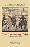 img - for The Canterbury Tales In Modern Verse book / textbook / text book