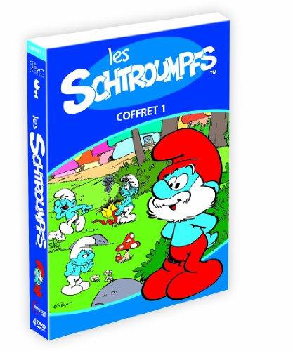 Coffret DVD : LES SCHTROUMPFS