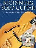 Arnie Berle/Mark Galbo: Beginning Solo Guitar (Book & CD)