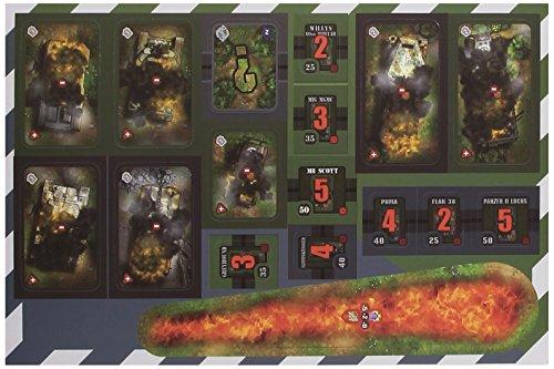 Heroes of Normandie - Extra Unit US-GE Board Game